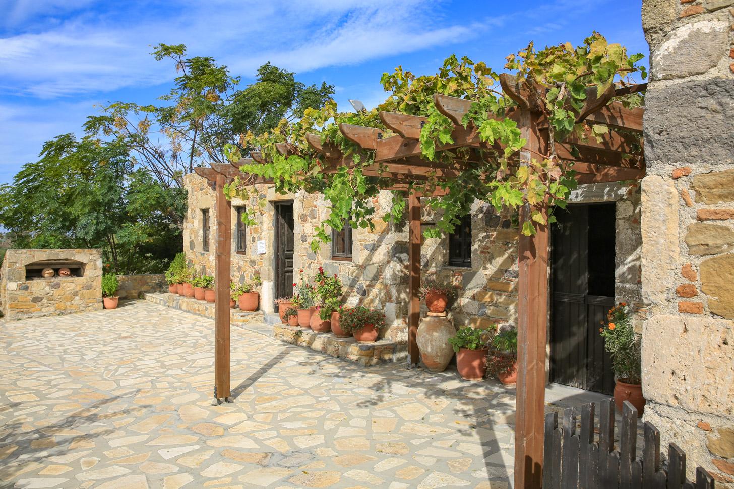 Traditional House Antimáchia
