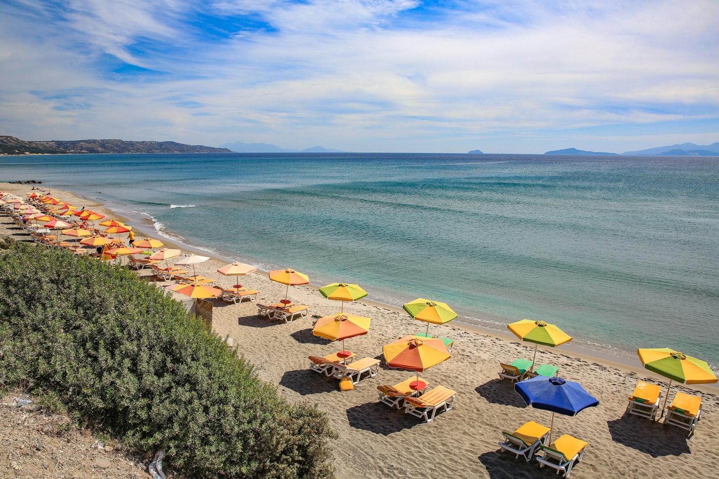 Paradise Beach is heerlijk om met kinderen naartoe te gaan