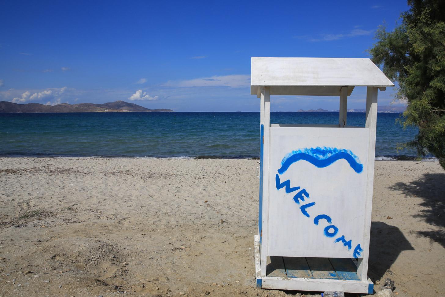 strand op Kos